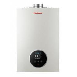Pack calentador estanco Gas Natural + kit salida humo CORBERÓ