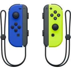 MANDO NINTENDO SWITCH SET IZQ/DER AZUL/AMARILLO