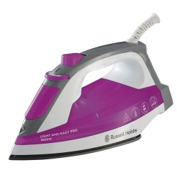 Plancha ropa 2359156 Russell Hobbs, 2400w, 300 ml,