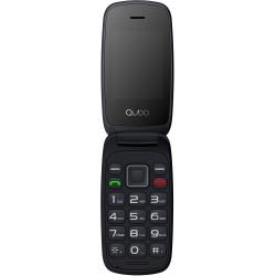 TELEFONO MOVIL QUBO NEO BLACK