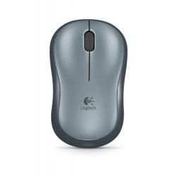 Raton Logitech 910-002235 Wireless Mouse M185 Blac