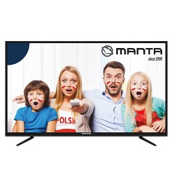 "Televisor LED 60"" 4K MANTA 60LUA58L ANDROID TV"