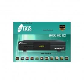 RECEPTOR SATELITE IRIS 9700HD02