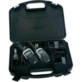 WALKIES VOXTEL R320 PMR446 8CH 83DSC+MALETA