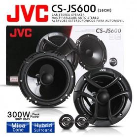 Pareja Altavoces Car CS-JS600 JVC 16CM 2 VIAS SEP 300 W
