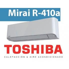 AIRE TOSHIBA MIRAI 10, INVERTER, CLASE A+A