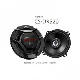 CS-DR520 Pareja Altavoces JVC 2 Vías De 13cm, 220W
