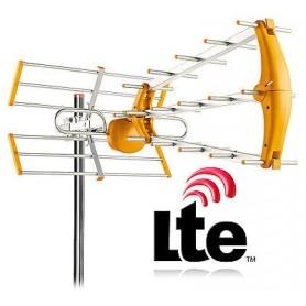 ANTENA TDT UHF TRIPLEX DIGITAL HD MINI CON FILTRO LTE