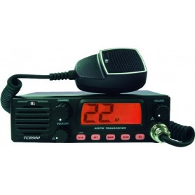 EMISORA CB TCB-900 AM-FM 40 CH MULTINORMA