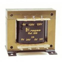 TRANSFORMADOR ROQMO 6V+6V 0,5A