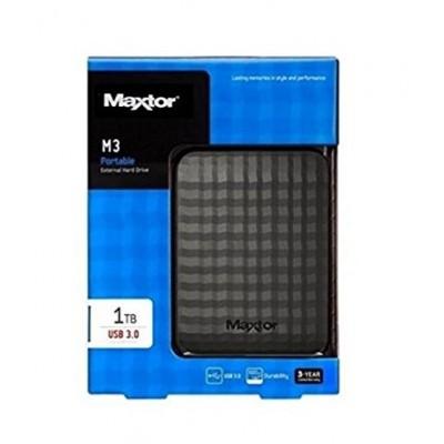 DISCO DURO EXTERNO MAXTOR 1 TB USB 3,0