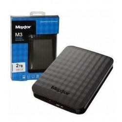 DISCO DURO EXTERNO MAXTOR 2 TB USB 3,0