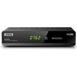 RECEPTOR SATELITE AXIL RS0762HD USB REC MP3