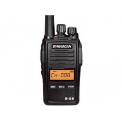 WALKIE DYNASCAN R-58 PMR IP67 FM