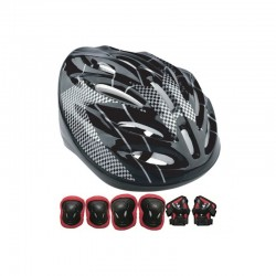 KIT URBANGLIDE RODILLERAS + CASCO STOREX SAFETY