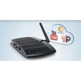 RECEPTOR SATELITE ENGEL HD MINI WIFI USB HDMI