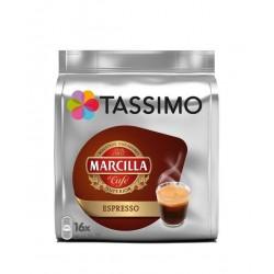 Café  TASSI MARCILLA 104G ESPRESSO S16PX5 4031530