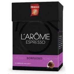 Capsula cafe SONTUOSO L' Arome Marcilla