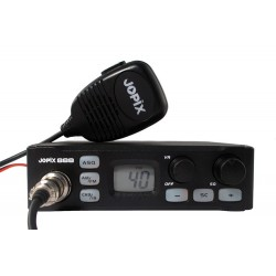 EMISORA JOPIX 888 40 CH AM-FM SQUELCH AUTOMATICA