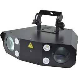 LED SHOW 2000 Acoustic Control