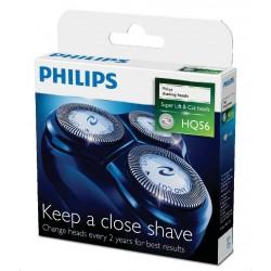 Conjunto cortante Philips Pae, pack de 3 cabezales