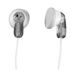 Auricular Botón Sony MDRE9LPH Gris