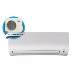 (2) Conjunto A.A Daikin Inverter AX35KV,tecnologia