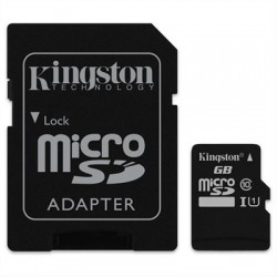Kingston microSD 32GB - Tarjeta de memoria flash m
