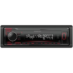KMM-204 KENWOOD SIN CD, USB MP3