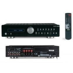 AMPLIFICADOR+RADIO FONESTAR AS170RU 2X80W USB