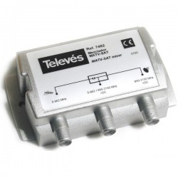 MEZCLADOR RF+FI ICT TELEVES 7452