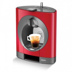 CAFET. KRUPS KP1105P1 DOLCE GUSTO OBLO ROJA 15BAR