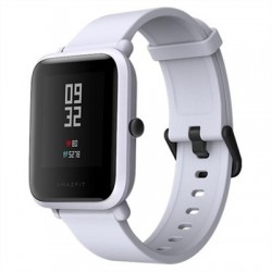 SMARTWATCH XIAOMI AMAZFIT BIP (WHITE CLOUD)