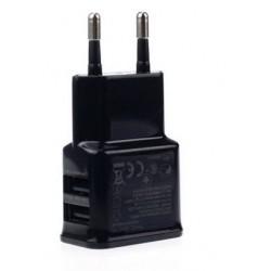 ALIMENTADOR 2 X USB 220V 5V 2A