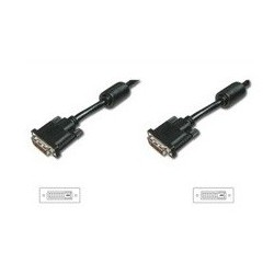 CABLE DVI MACHO-MACHO 2m