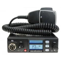 EMISORA CB DIGITAL TCB-565 AM-FM 40CA