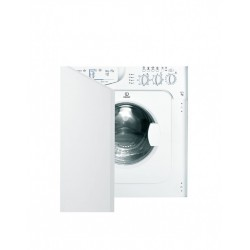 Lavadora front. Integrable Indesit  IWME106, 6kgs