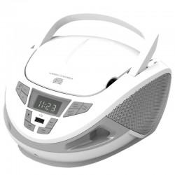 RAD/CD BRIGMTON W-440-B BLANCO USB