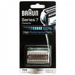 Recambios afeitadora Braun Casette 70 S (Pulsonic