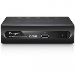 TDT ENGEL RT-6100 T2 SOBREMESA HD T2 PVR HDMI