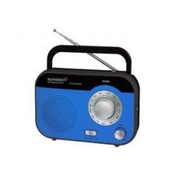 Radio de sobremesa Sunstech RPS560BL