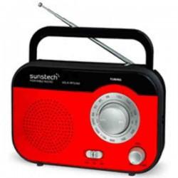 Radio de sobremesa Sunstech RPS560RD
