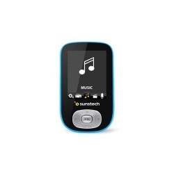 Reproductor MP4 SUNSTECH SKYBT4GBBL BLUETOOTH