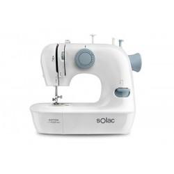 Maquina de coser Solac SW8220, Cotton 12.0