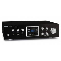 AMPLIFICADOR FONESTAR AS-123RUB 2X60W RADIO/USB/BT