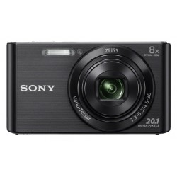 CAMARA SONY DSCW830B 20,1 MPXLS 8X HD VIDEO NEGRO