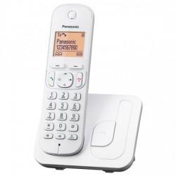 TELEFONO PANASONIC DECT KX-TGC210 SPW WHITE