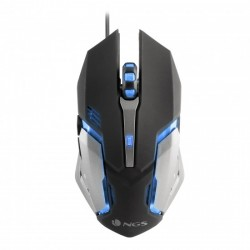 RATON NGS GMX-100 LED GAMING 7 COLORS LED