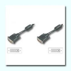 CABLE VIDEO DVI MACHO 3M