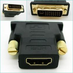 ADAPTADOR HDMI H 19P/DVI M (18+1)